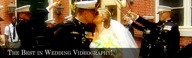 wedding videographer services