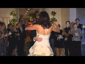 wedding video by professional videographer in Haddonfield NJ