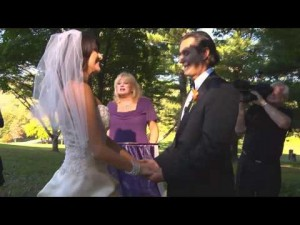 wedding video by professional videographer in Williamsport PA