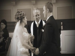 wedding video by professional videographer in Cranston RI