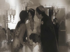 wedding video by professional videographer in North Bergen NJ